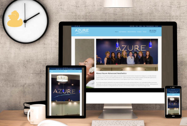 Azure Web Design 2015