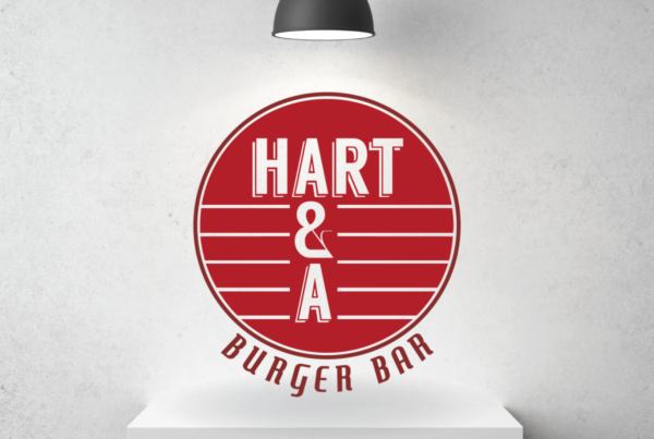 Hart A&A Burger Bar Logo 2015