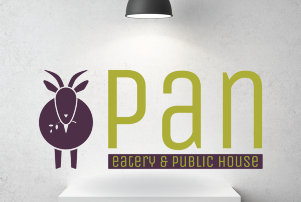 Pan Logo Design
