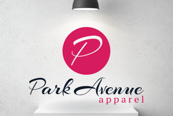 Park Avenue Apparel Logo Refresh