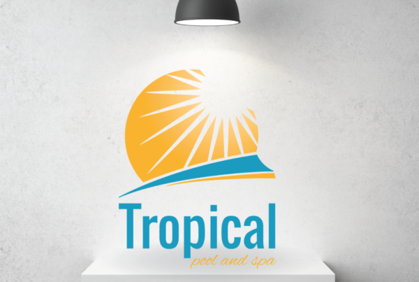 Tropical Pool and Spa Logo 2015