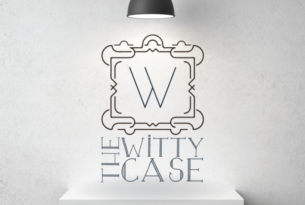 The Witty Case Logo 2015